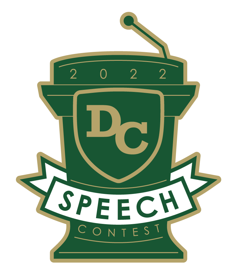 Destination College Speech Contest