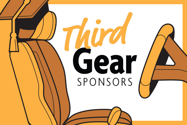 Logo of Third Gear ($500)