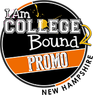 I Am College Bound logo
