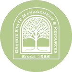 Granite State Management and Resources Logo