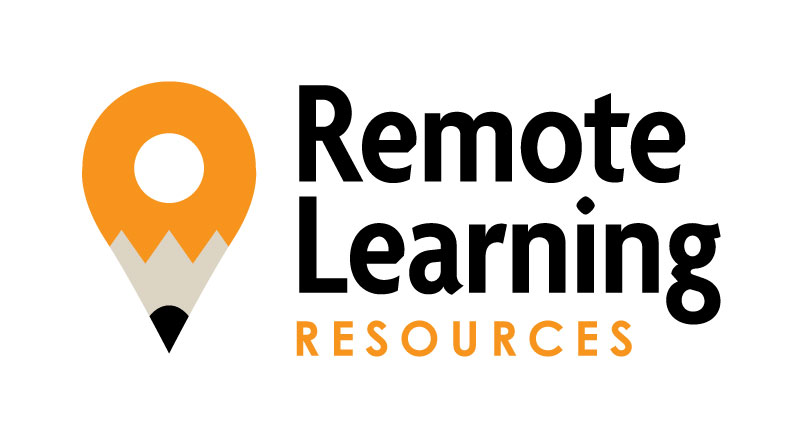 Remote Learning Resources logo