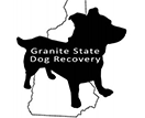 Granite State Dog Recovery Logo