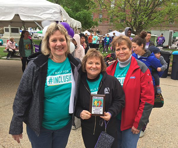 May 2018 - Best Buddies Friendship Walk