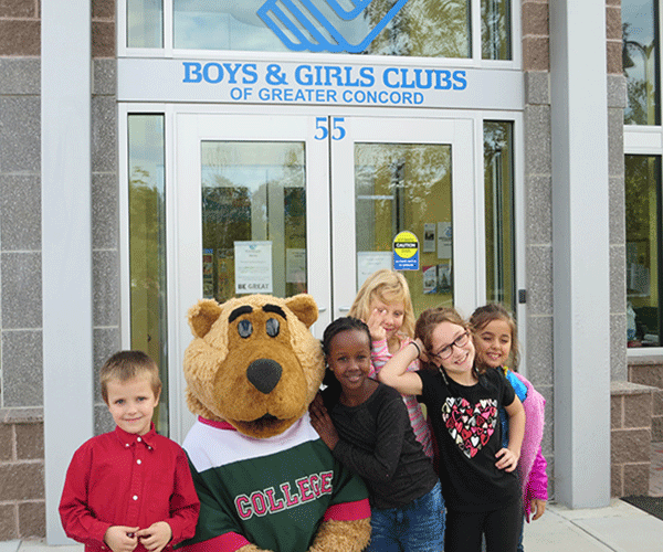 Sept. 2015 - Boys & Girls Club