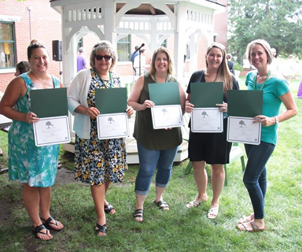 June 2018 - Mini Grant Recipients