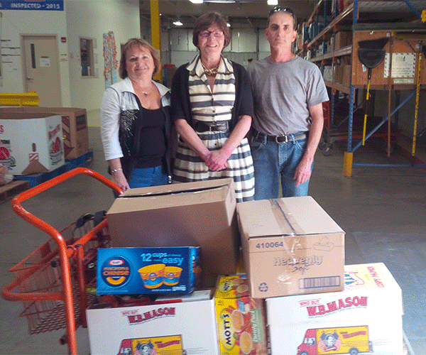 May 2015 - NH Food Bank
