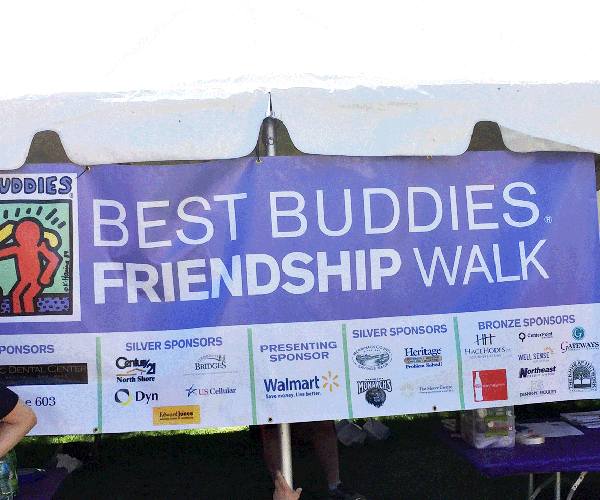 May 2016 - Best Buddies Friendship Walk