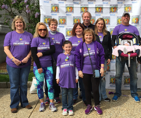 May 2017 - Best Buddies Friendship Walk