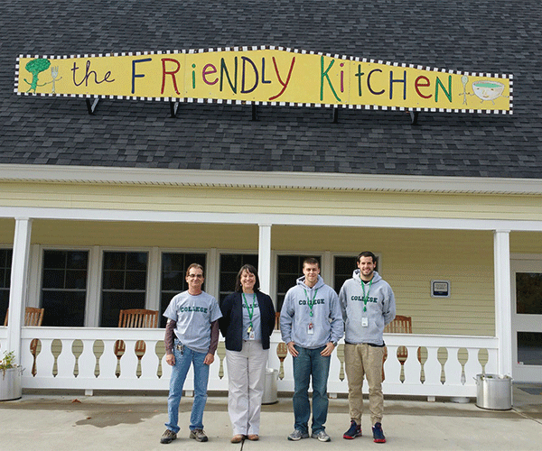 Oct. 2014 - Friendly Kitchen