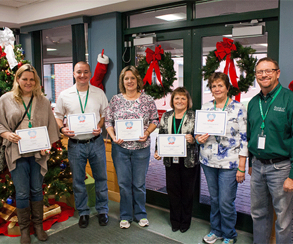 Dec. 2015 - Mini Grant Recipients