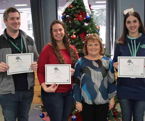Dec. 2017 - Mini Grant Recipients