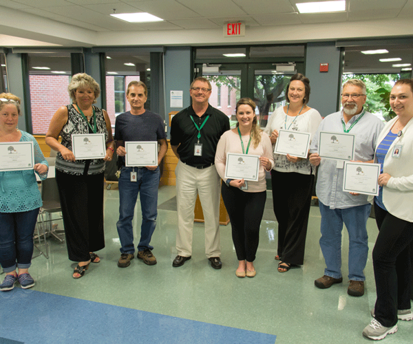 Jun. 2017 - Mini Grant Recipients