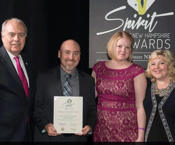 Nov. 2016 - Spirit of NH Awards