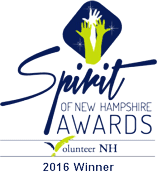 Spirit of New Hampshire Awards, Volunteer NH Logo
